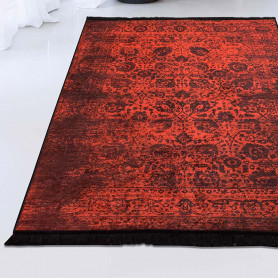 Covor Fall Rosu 200x290 cm