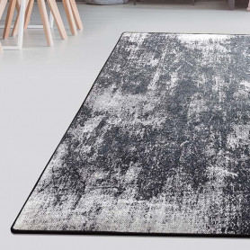 Covor Stain Negru 200x290 cm