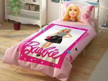 Lenjerie Copii Barbie Classic (Bumbac 100%)