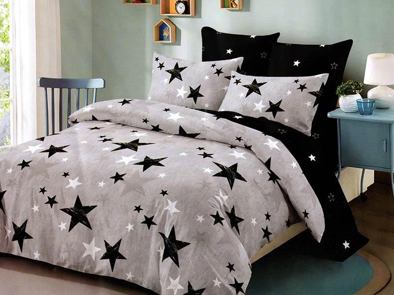 Lenjerie Grey Star 6 Piese (Finet)