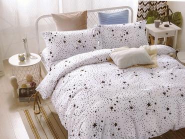 Lenjerie White Star (Bumbac Satinat)