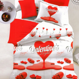 Lenjerie Valentine's Night (Finet Satinat)