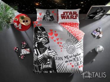 Lenjerie Star Wars Valentine's (Bumbac 100%)