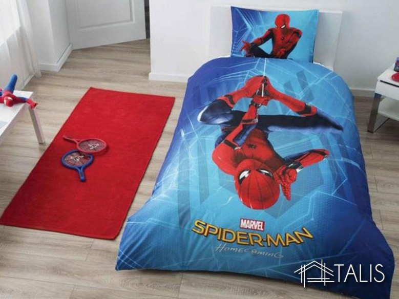 Lenjerie Spiderman Homecoming (Bumbac 100%)