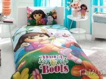 Lenjerie Dora & Boots (Bumbac 100%)