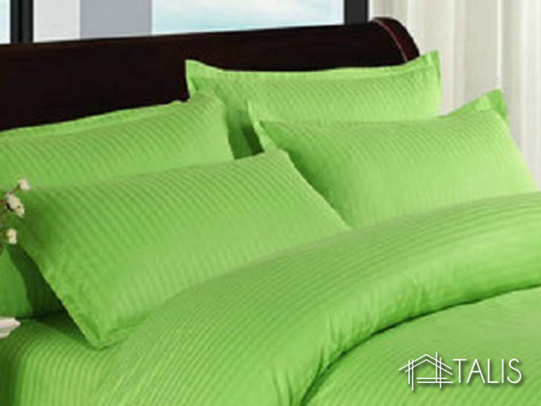Set 2 Fete de Perna 70x70cm Irissa Verde Lime (Bumbac 100%)