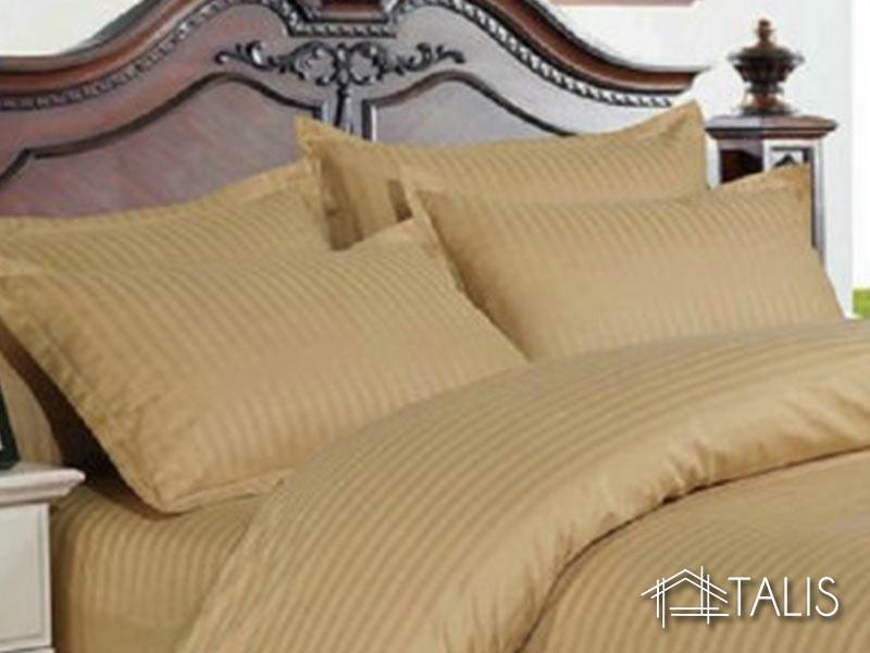 Set 2 Fete de Perna 70x70cm Irissa Crem (Bumbac 100%)