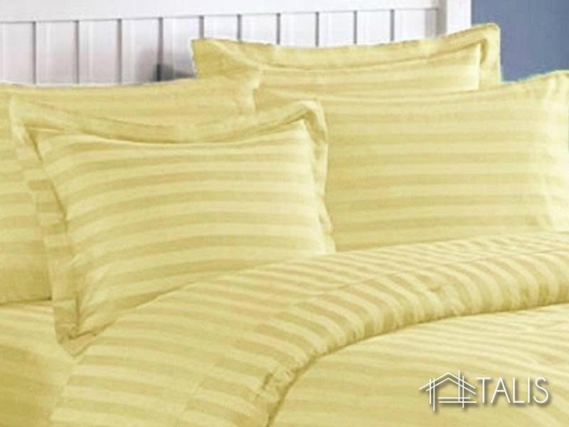 Set 2 Fete de Perna 50x70cm Irissa Galben (Bumbac 100%)