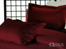 Set 2 Fete de Perna 50x70cm Irissa Visiniu (Bumbac 100%)