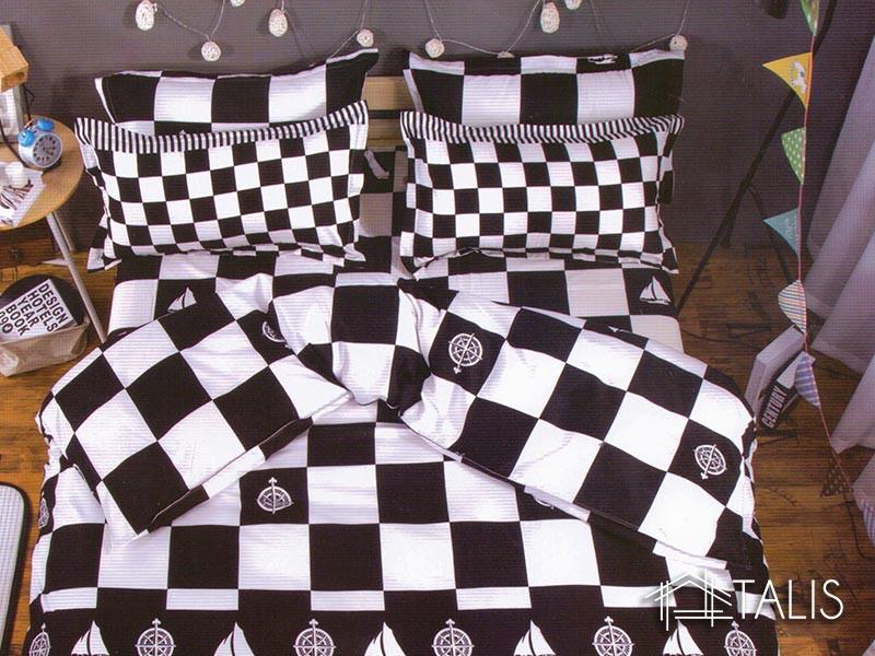 Lenjerie Chess (Bumbac Satinat)