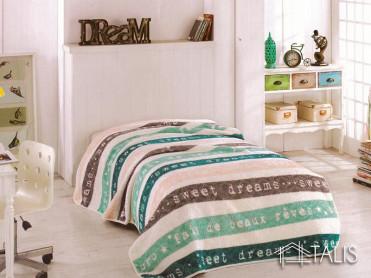 Patura 1 Persoana Hobby Sweet Dreams Verde