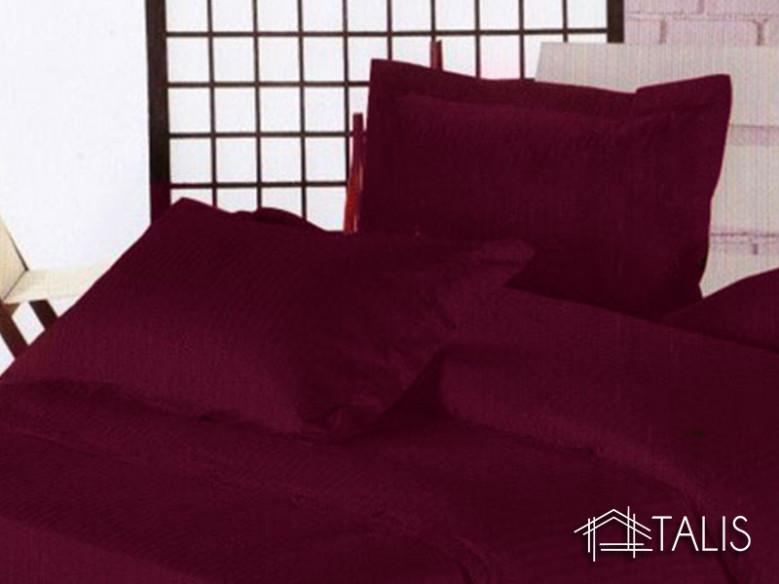 Set 2 Fete de Perna 50x70cm Irissa Plum (Bumbac 100%)