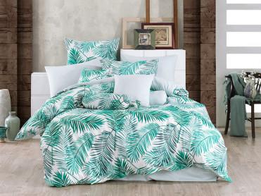 Lenjerie Palm Verde (Bumbac 100%)