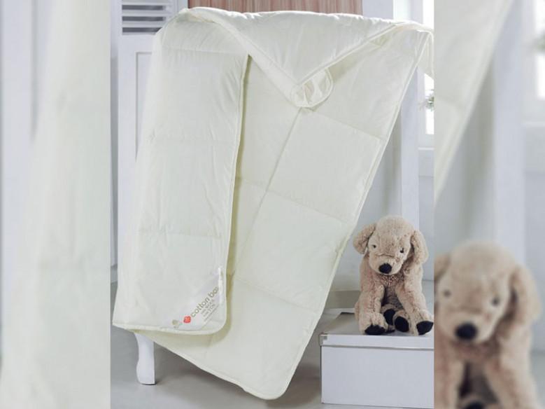 Pilota Bebelusi Cottonbox 95x145 cm (Lana)
