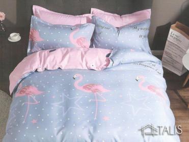 Lenjerie Flamingo Star (Bumbac Satinat)