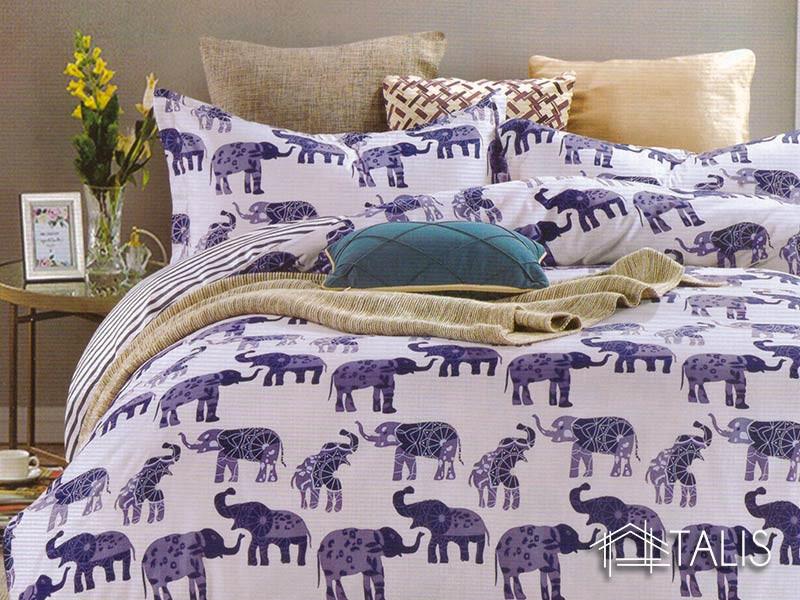 Lenjerie Elephant (Bumbac Satinat)