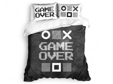 Lenjerie Game Over (Bumbac 100%)