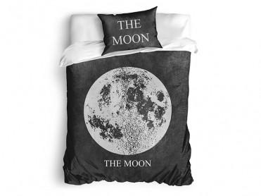 Lenjerie 1 Persoana Moon (Bumbac 100%)