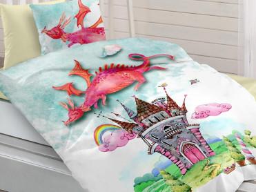 Lenjerie Dragon (Bumbac 100%)