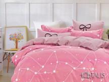 Lenjerie Pink Star (Bumbac Satinat)