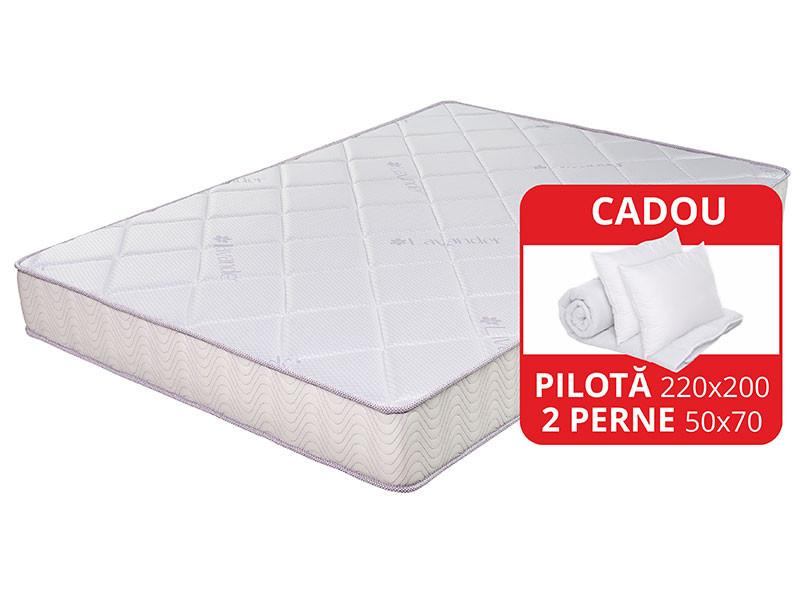 Saltea Lavanda Therapy Memory PLUS Arctic Gel 160x200