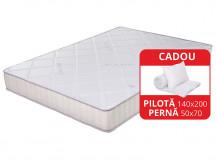 Saltea Lavanda Therapy Memory PLUS Arctic Gel 90x200