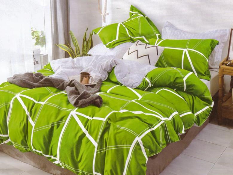 Lenjerie Fashion Line Verde (Bumbac Satinat)