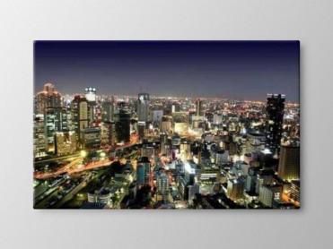 Tablou Canvas Osaka