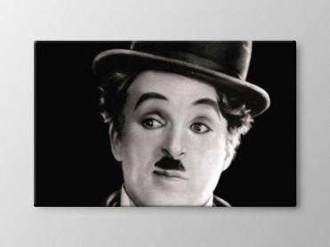 Tablou Canvas Charlie Chaplin