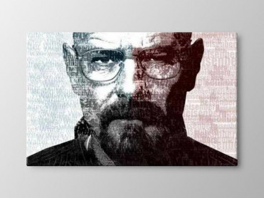 Tablou Canvas Breaking Bad