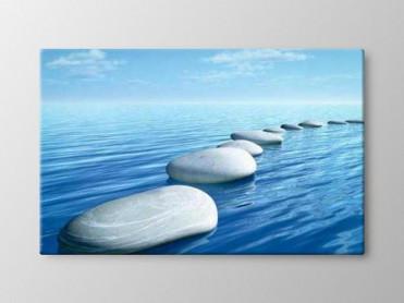 Tablou Canvas Life Stones