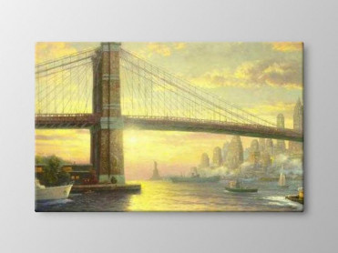 Tablou Canvas Pod New York