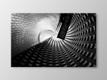 Tablou Canvas Cladire Moderna