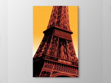Tablou Canvas Paris Pop Art