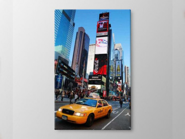 Tablou Canvas Yellow Cab