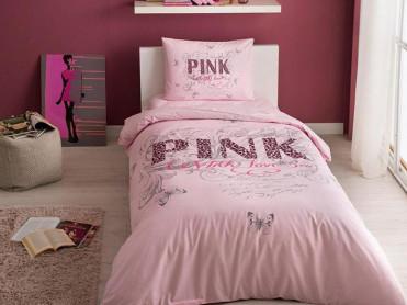 Lenjerie cu elastic Pink Pembe (Bumbac 100%)