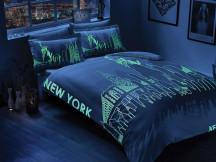 Lenjerie Fluorescenta New York (Satin Deluxe)