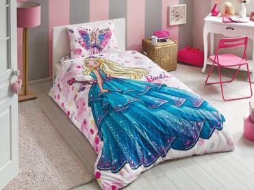 Lenjerie Copii Barbie Dream (Bumbac 100%)
