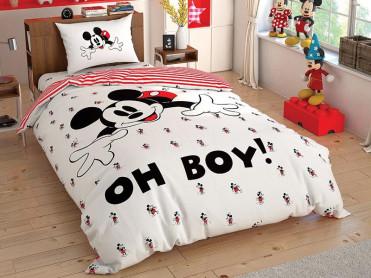 Lenjerie Copii Mickey Oh Boy (Bumbac 100%)
