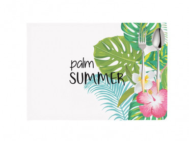 Set 2 Suporturi Farfurie Palm Summer, 33x45