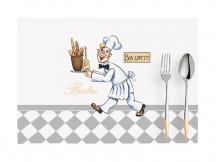 Set 2 Suporturi Farfurie Chef V2, 33x45
