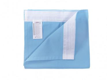 Draperie Plain V5 Bleu, 170x270 cm