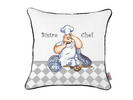 Fata de Perna Chef V3, 43x43 cm