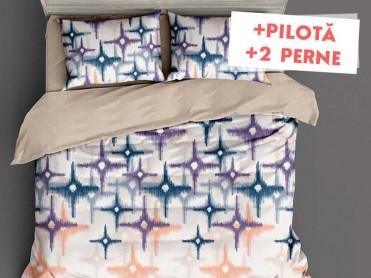 Pachet Lenjerie + Pilota + Perne Shury (Finet)