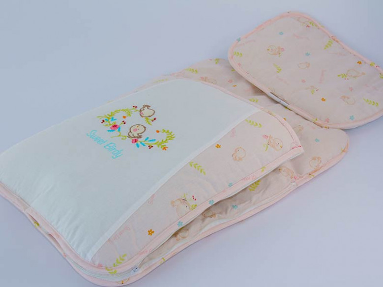 Saculet de dormit Bebelusi Milly V2 (Bumbac 100%)