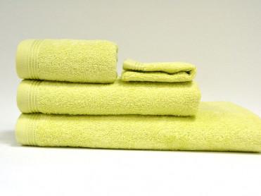 Set 4 Prosoape, Diverse Marimi, Excelence Light Green (Bumbac 100%)