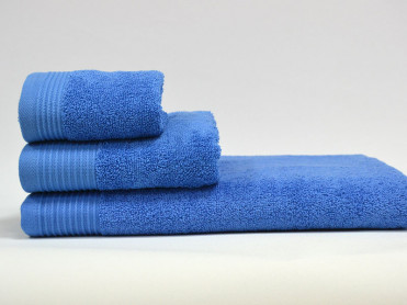 Set 3 Prosoape, Diverse Marimi, Fitilli Blue (Bumbac 100%)