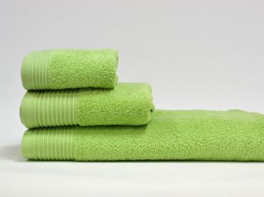 Set 3 Prosoape, Diverse Marimi, Fitilli Green (Bumbac 100%)