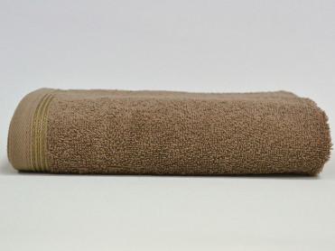 Prosop 50x90 Excelence Light Brown (Bumbac 100%)